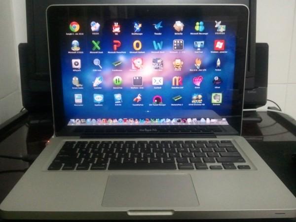 老宋的Macbook Pro